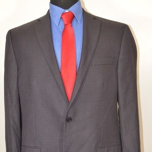 Michael Kors 42L Sport Coat Blazer Suit Jacket